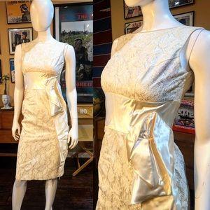 Dresses & Skirts - Vintage 1960's Lace Wedding Dress Dead Stock